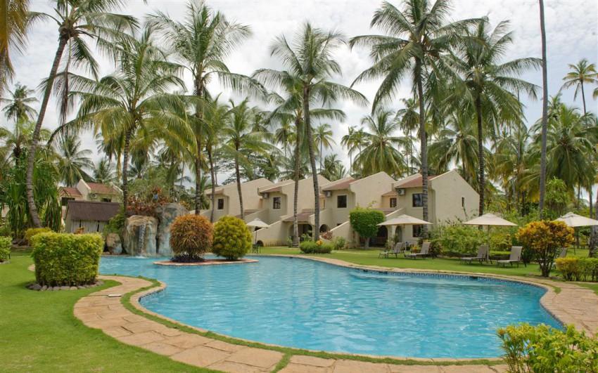 Omali Lodge Accomodation Hotel Sao Tome